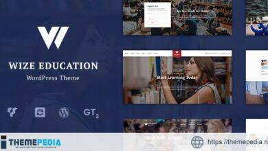 WizeEdu – Education LMS Courses and Events [Free download]