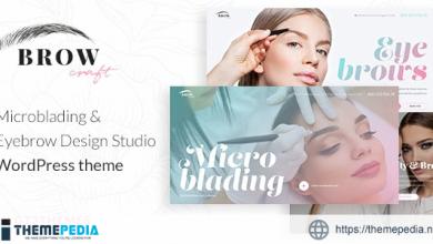 Browcraft – Microblading & Eyebrow Beauty Salon [Free download]