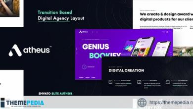 Atheus – Modern Creative Agency Theme [nulled]