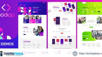 Codiqa – Software, App & Digital [Updated Version]