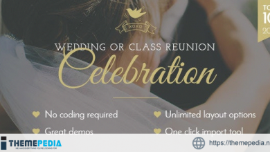 Celebration – Wedding & Class Reunion [Free download]