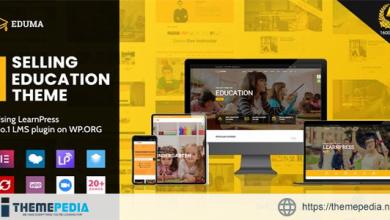 Education WordPress Theme – Eduma [Updated Version]