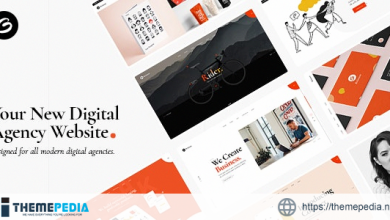 Borgholm – Marketing Agency Theme [Updated Version]