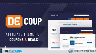 DeCoup – WordPress Theme for Coupons and Deals [Updated Version]