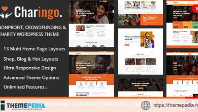 Charingo – Charity WP [Free download]