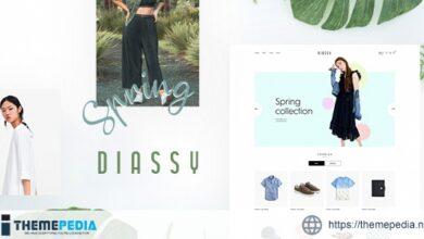 Diassy – Fashion WooCommerce Theme [Free download]