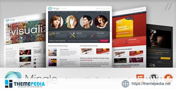 Mingle – Multi-purpose WordPress Theme [Updated Version]