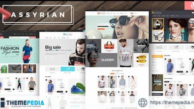 Assyrian – Responsive Fashion WordPress Theme [Latest Version]