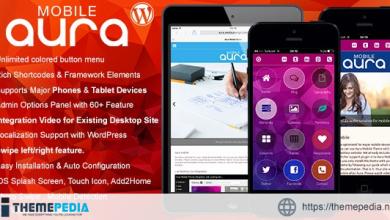 Aura Premium Mobile Theme [Latest Version]