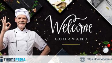 Gourmand – Restaurant, Bistro & Chef Theme [Updated Version]