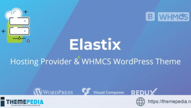 Elastix – Hosting Provider & WHMCS WordPress Theme [Latest Version]