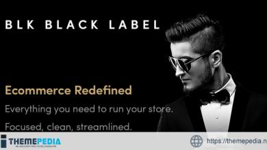 BLK Black Label — Streamlined WooCommerce Solution [Free download]