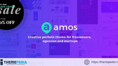Amos – Creative WordPress [Updated Version]