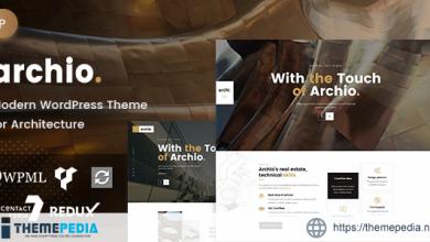 Archio – Architecture WordPress [Latest Version]