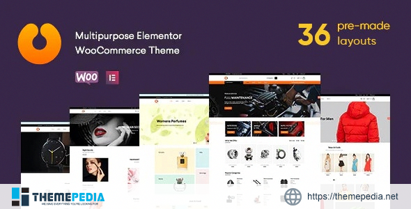 Cerato – Multipurpose Elementor WooCommerce Theme [Updated Version]