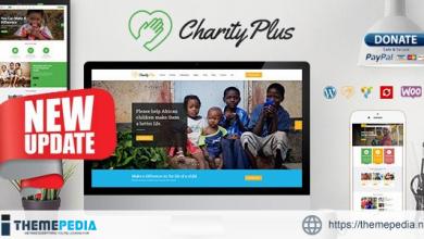 Charity Plus – Multipurpose Nonprofit WordPress Theme [Latest Version]