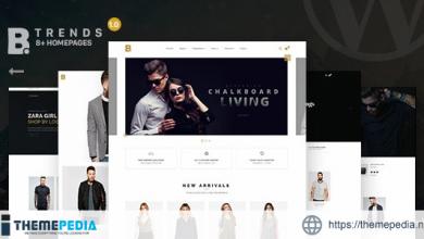 Btrend – Ecommerce Multipurpose WordPress [Free download]