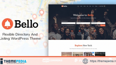 Bello – Directory & Listing [Free download]