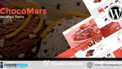 ChocoMars – Multi-Purpose WordPress Theme [Free download]