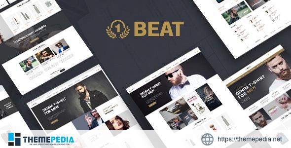 Beatshop Creative WooCommerce WordPress Theme [Free download]