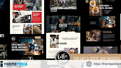 Craft – Coffee Shop Cafe Restaurant WordPress [Free download]