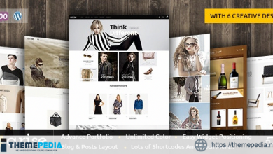Arise – WooCommerce Responsive Theme [Free download]