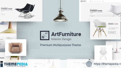 Artfurniture – Furniture Theme for WooCommerce WordPress [Free download]