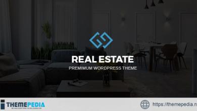 Hexo – Premium RealEstate WordPress Theme [Free download]