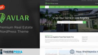 Avlar – Real Estate Theme [Free download]