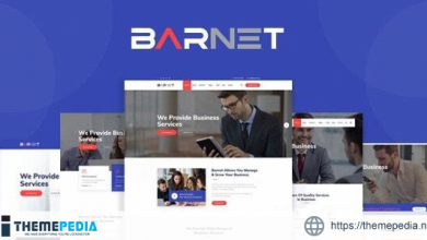 Barnet- Business Consulting WordPress Theme [nulled]