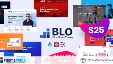 BLO – Corporate Business WordPress Theme [Free download]