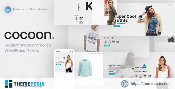 Cocoon – Modern WooCommerce WordPress Theme [nulled]
