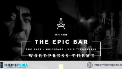 BarDojo – Epic Bar & Restaurant WordPress Theme [Free download]