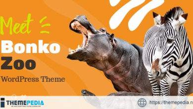 Bonko – Safari & Zoo WordPress Theme [Latest Version]