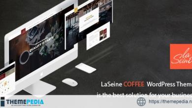 Laseine – Cafe & Restaurant WordPress Theme [Latest Version]