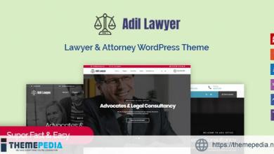 Adil – Lawyer & Attorney WordPress Theme [Free download]