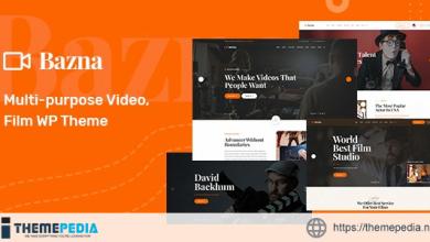 Bazna – Multipurpose Film Studio WordPress Theme [nulled]