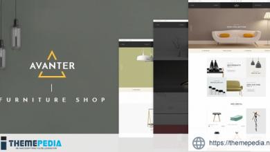 Avanter – WooCommerce Responsive WordPress Theme [Updated Version]
