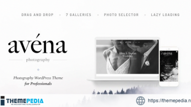 Avena – Photography WordPress for Professionals [Updated Version]