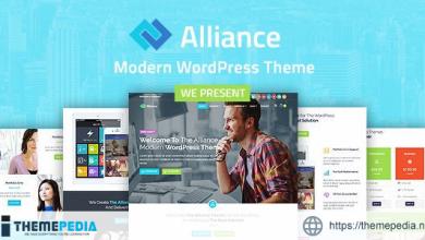 Alliance – Business And Marketing WordPress Theme [Free download]