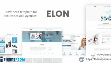 Elon – Web And Agency Theme [Updated Version]