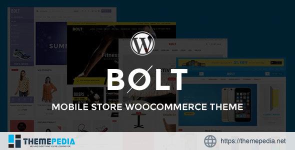 Bolt – Electronics, Furniture, Gym & Fashion Store Multipurpose WooCommerce WordPress Theme [Free download]