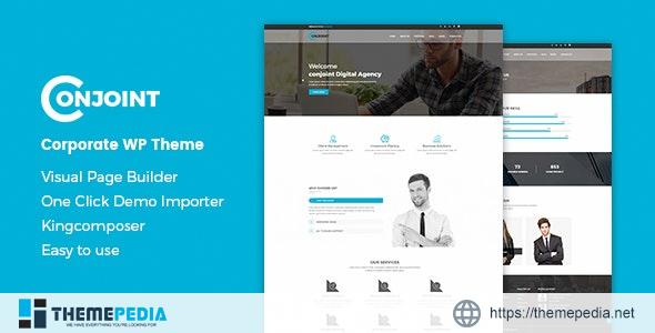 Conjoint – Corporate WordPress Theme [Latest Version]