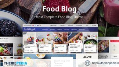 Boiler – Personal Food Blog Theme for WordPress [Free download]