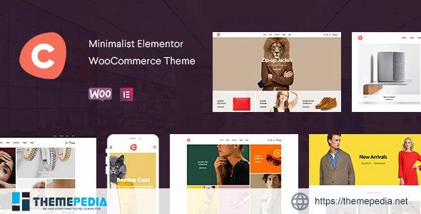 Ciao – Minimalist Elementor WooCommerce Theme [Updated Version]