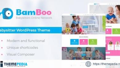 BamBoo – Child Care & Kids Babysitting Children WordPress Theme [nulled]