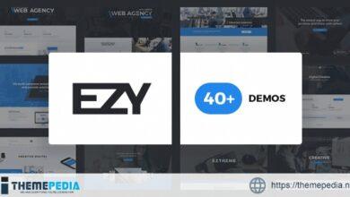 EZY – Responsive Multi-Purpose WordPress Theme [Updated Version]