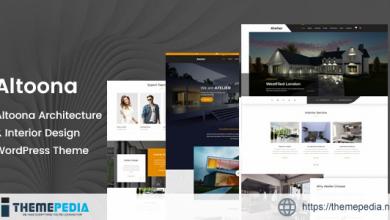 Altoona – Architecture WordPress Theme [Latest Version]