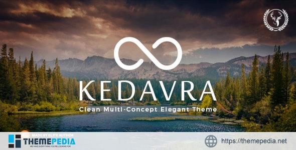 Kedavra – Clean Multi-Concept Elegant Theme [Free download]
