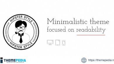 BLG – Minimalistic Theme Focused on Readability [Updated Version]